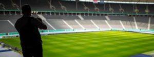 Symbolbild Stadion (leer)